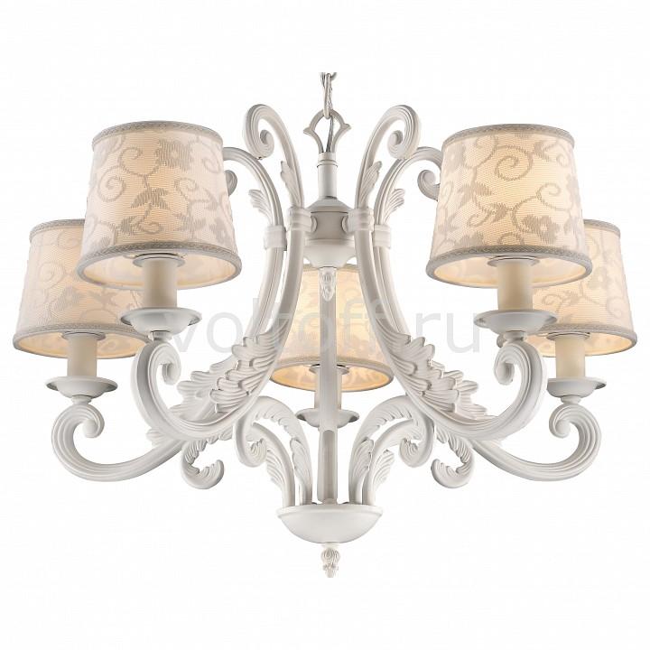 Подвесная люстра FavouriteКлассические потолочные светильники<br>Артикул - FV_1471-5P,Серия - Moniсa<br>