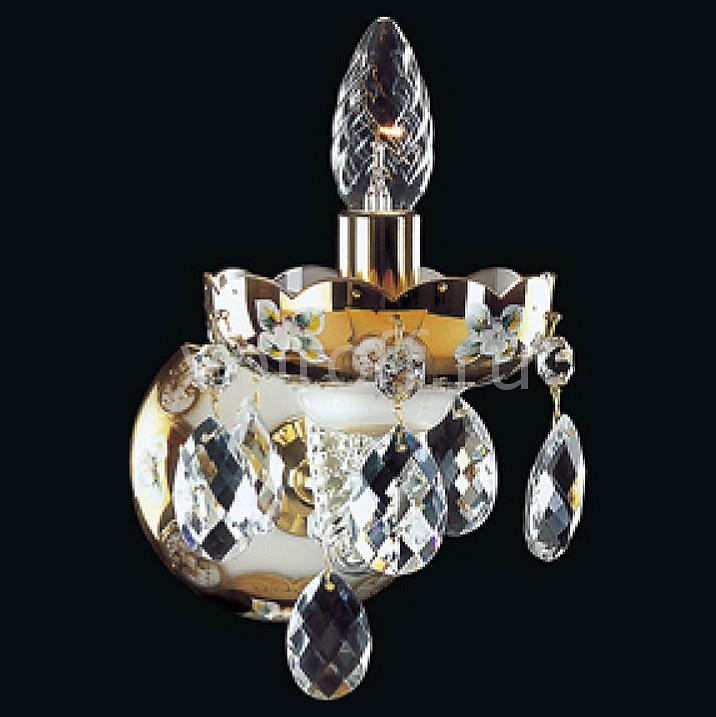 Бра Elite BohemiaЭлитные светильники<br>Артикул - EB_N_520_1_31,Серия - Bohemian Decorated Classics<br>