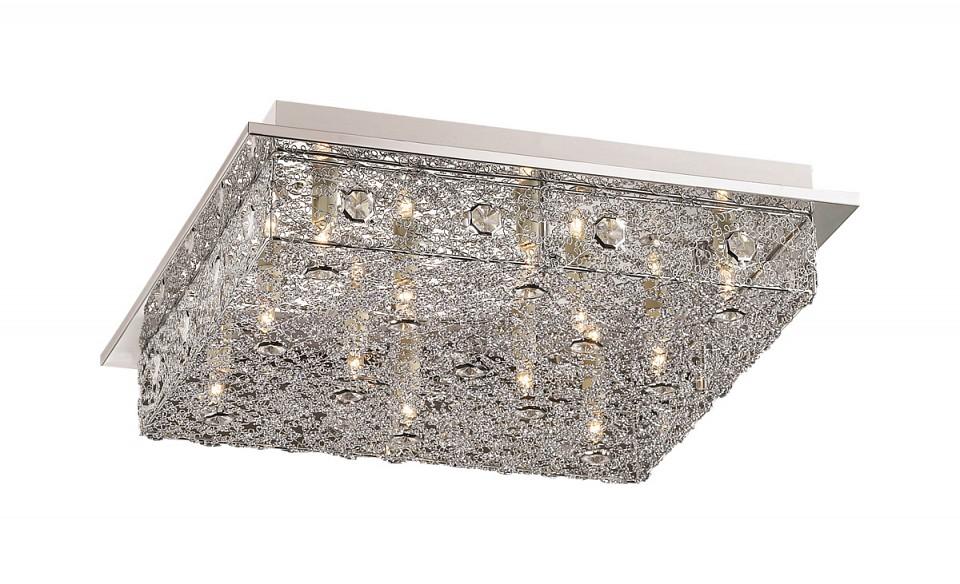 Накладной светильник Odeon LightЭлитные светильники<br>Артикул - OD_2260_12C,Серия - Aldo<br>