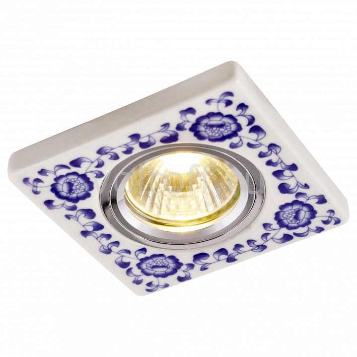 Встраиваемый светильник Arte LampПотолочные светильники модерн<br>Артикул - AR_A7034PL-1WH,Серия - Russo<br>