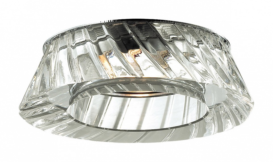Встраиваемый светильник NovotechЭлитные светильники<br>Артикул - NV_369549,Серия - Cliff<br>