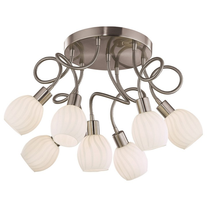 Потолочная люстра Odeon LightПотолочные светильники модерн<br>Артикул - OD_2208_7C,Серия - Diana<br>
