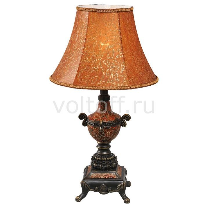 Настольная лампа ChiaroНастольные лампы для гостиной<br>Артикул - CH_254031601,Серия - Версаче 2<br>