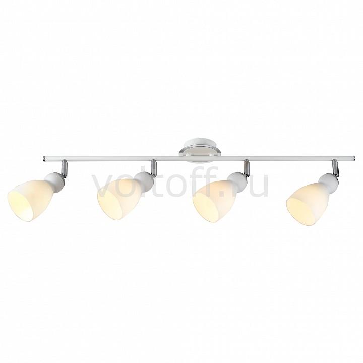 Спот Arte LampПотолочные светильники модерн<br>Артикул - AR_A4037PL-4WH,Серия - Bulbo<br>