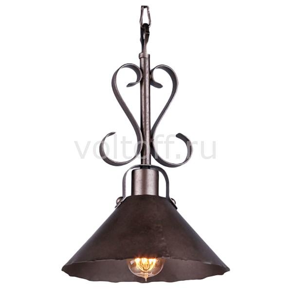 Подвесной светильник MaytoniМеталлические светильники<br>Артикул - MY_H104-11-R,Серия - Iron<br>