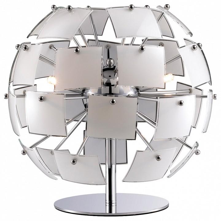 Настольная лампа Odeon LightСовременные настольные лампы<br>Артикул - OD_2655_2T,Серия - Vorm<br>