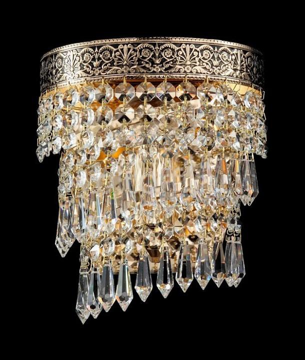 Накладной светильник MaytoniЭлитные светильники<br>Артикул - MY_T522-WB1-G,Серия - Cascade<br>