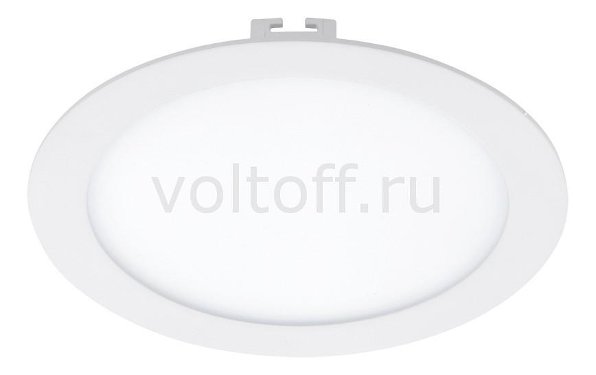 Встраиваемый светильник EgloСветодиодные встраиваемые светильники<br>Артикул - EG_94064,Серия - Fueva 1<br>