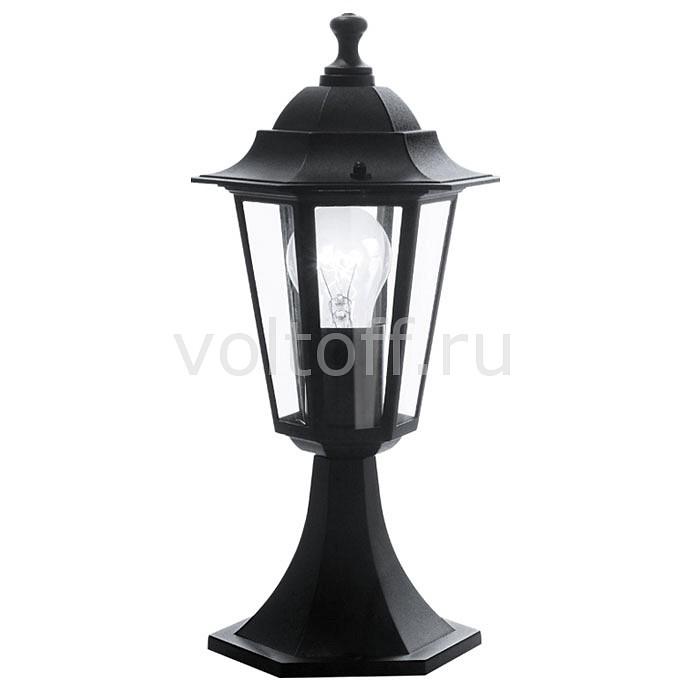 Наземный низкий светильник Eglo - EgloКлассические светильники<br>Артикул - EG_22472,Серия - Laterna 4<br>