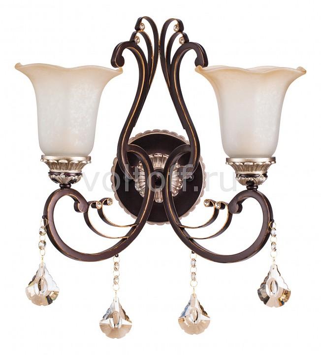 Бра MW-LightЭлитные светильники<br>Артикул - CH_254029102,Серия - Версаче 5<br>