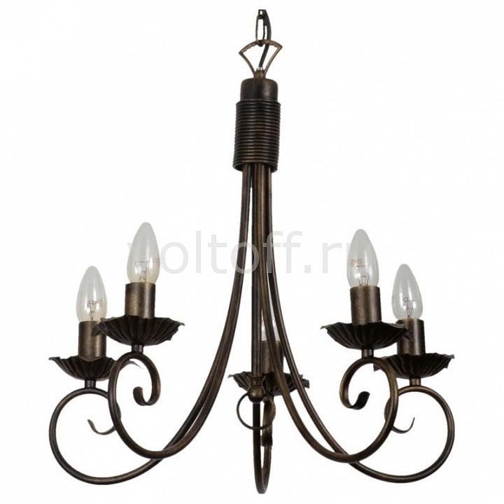Подвесная люстра MW-LightКлассические потолочные светильники<br>Артикул - MW_249011205,Серия - Замок 3<br>