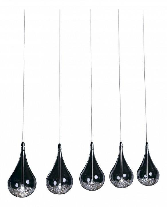 Подвесной светильник Odeon LightЭлитные светильники<br>Артикул - OD_2568_5,Серия - Alna<br>