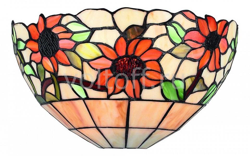 Накладной светильник OmniluxСветильники под бронзу<br>Артикул - OM_OML-80701-01,Серия - OM-807<br>