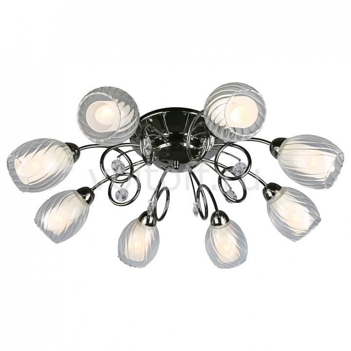 Потолочная люстра OmniluxПотолочные светильники модерн<br>Артикул - OM_OML-31607-08,Серия - OML-316<br>