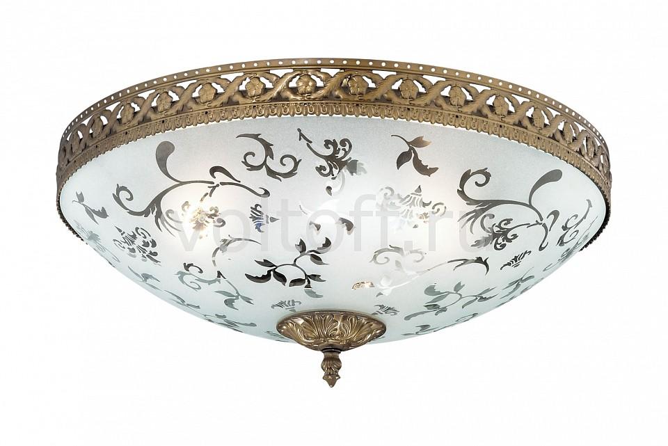 Накладной светильник Odeon LightСветильники под бронзу<br>Артикул - OD_2547_5,Серия - Wesli<br>