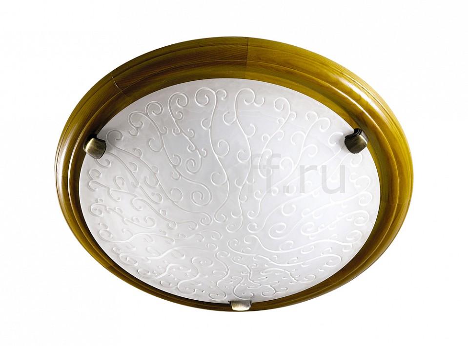 Накладной светильник Vela Wood 147 от Voltoff