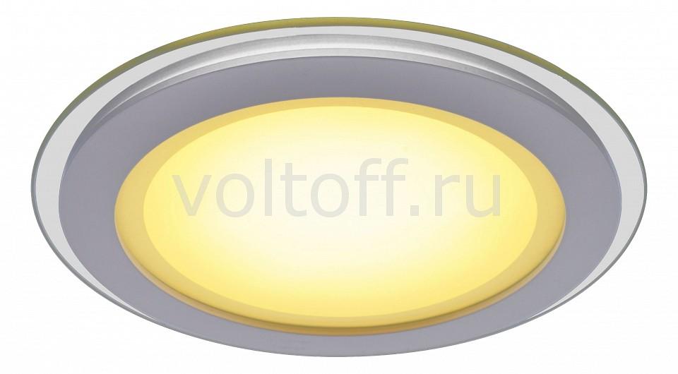 Встраиваемый светильник Arte LampСветодиодные встраиваемые светильники<br>Артикул - AR_A4118PL-1WH,Серия - Raggio<br>