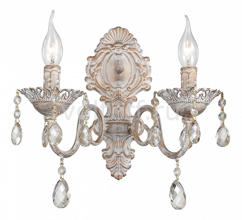 Бра ST-LuceЭлитные светильники<br>Артикул - SL139.501.02,Серия - Splendi<br>