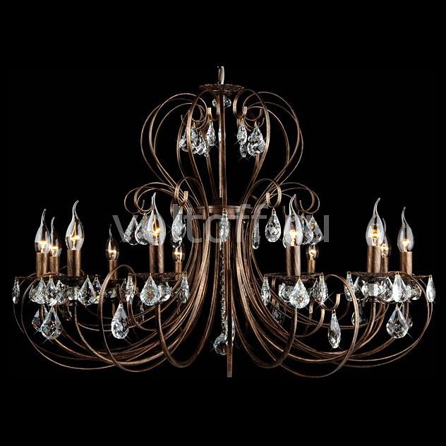 Подвесная люстра EurosvetЭлитные светильники<br>Артикул - EV_6895,Серия - 3305<br>