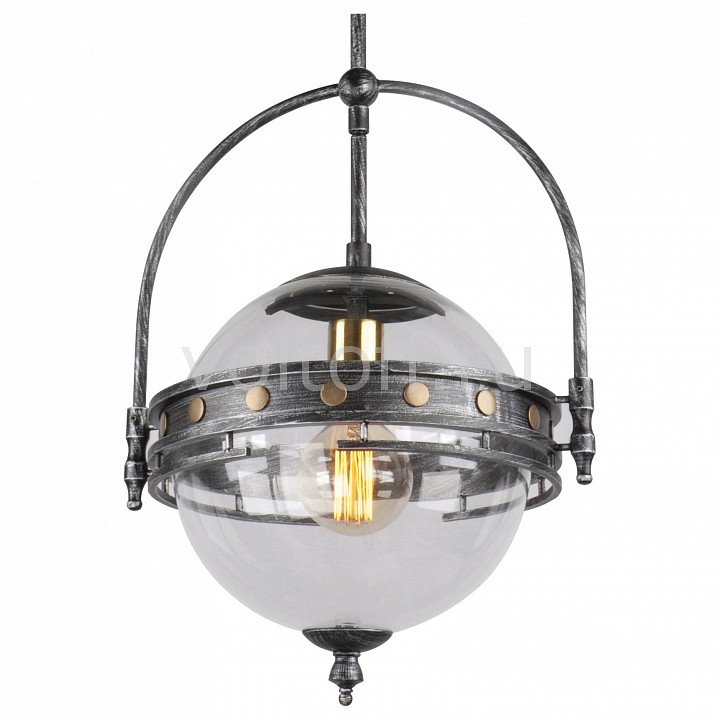 Подвесной светильник LussoleПодвесные светильники модерн<br>Артикул - LSP-9681,Серия - Казерта<br>