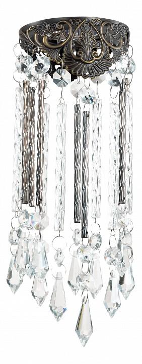 Встраиваемый светильник NovotechСветильники под бронзу<br>Артикул - NV_370055,Серия - Pendant<br>