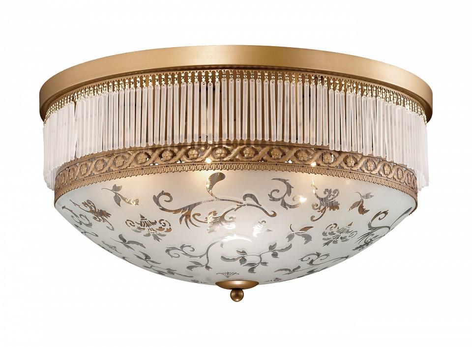Накладной светильник Odeon LightКлассические потолочные светильники<br>Артикул - OD_2552_7,Серия - Suri<br>
