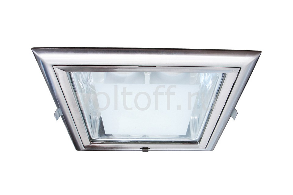 Встраиваемый светильник Technika A8044PL-2SS www.voltoff.ru 1630.000