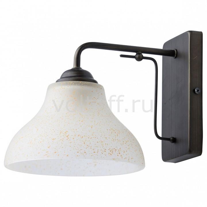 Бра MW-LightСветильники под бронзу<br>Артикул - MW_673022301,Серия - Тетро 5<br>