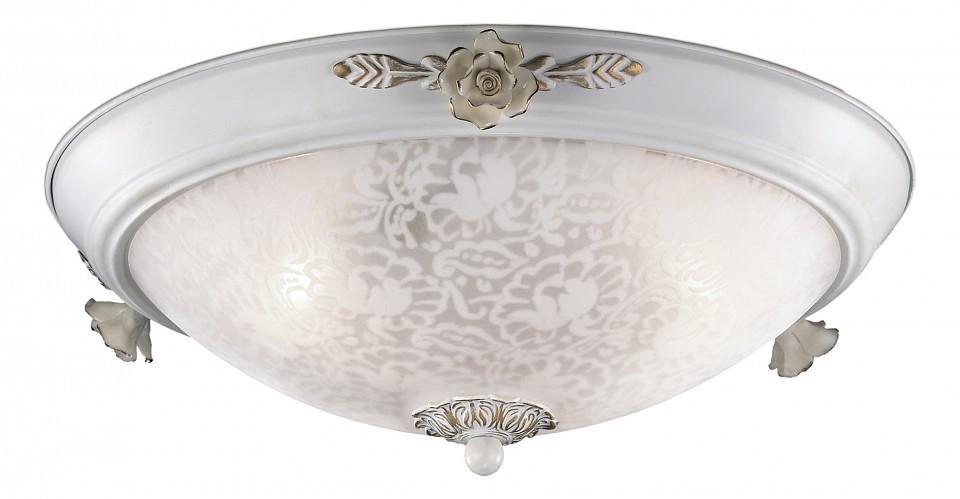 Накладной светильник Odeon LightКлассические потолочные светильники<br>Артикул - OD_2692_3C,Серия - Bone<br>