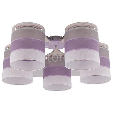 Потолочная люстра EurosvetПотолочные светильники модерн<br>Артикул - EV_70239,Серия - Twist<br>