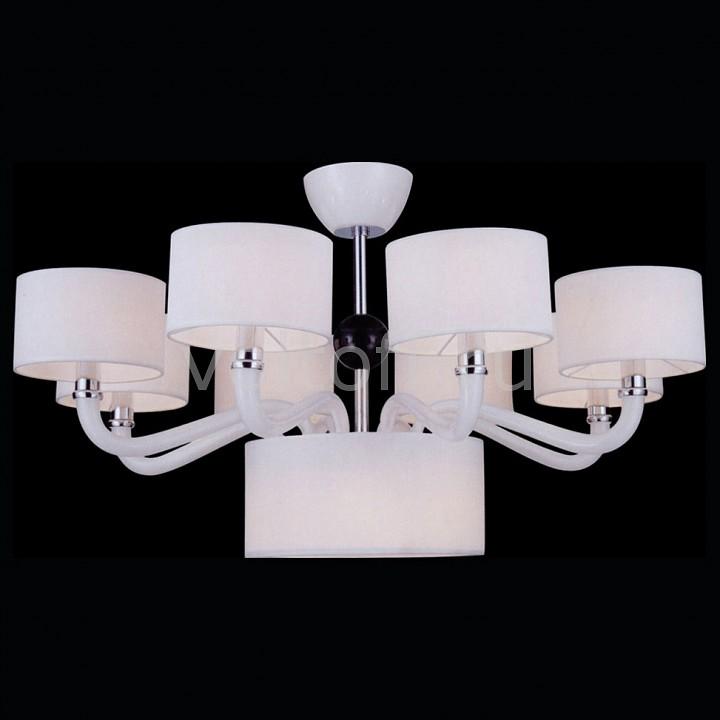 Люстра на штанге LightstarПотолочные светильники модерн<br>Артикул - LS_801086,Серия - Tessuto<br>