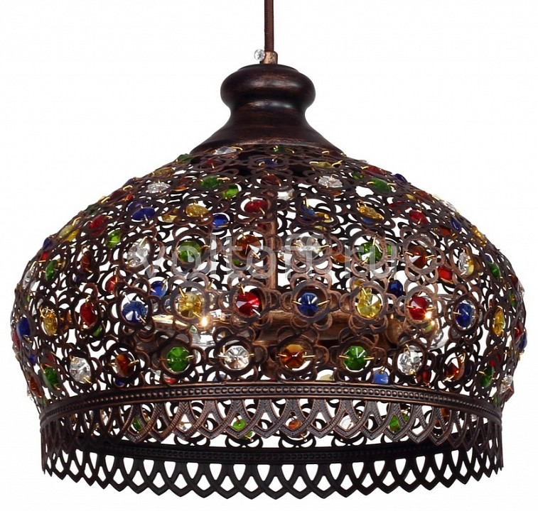 Подвесной светильник FavouriteЭлитные светильники<br>Артикул - FV_1666-3P,Серия - Latifa<br>