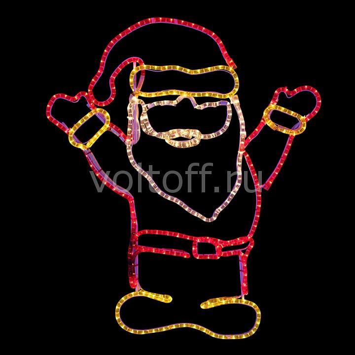 Панно световое (83x69 см) Дед Мороз Привет! NN-501 501-318 от Voltoff