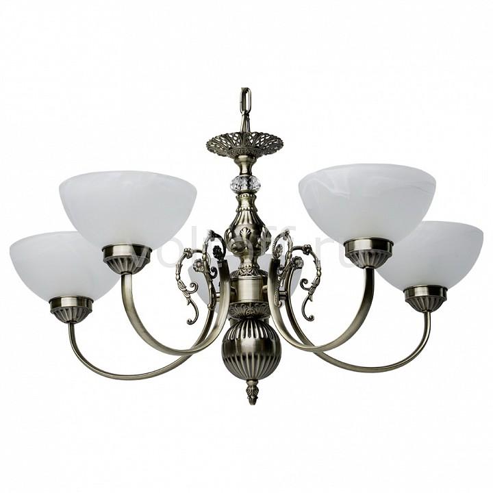 Подвесная люстра MW-LightСветильники под бронзу<br>Артикул - MW_318013805,Серия - Нора 3<br>