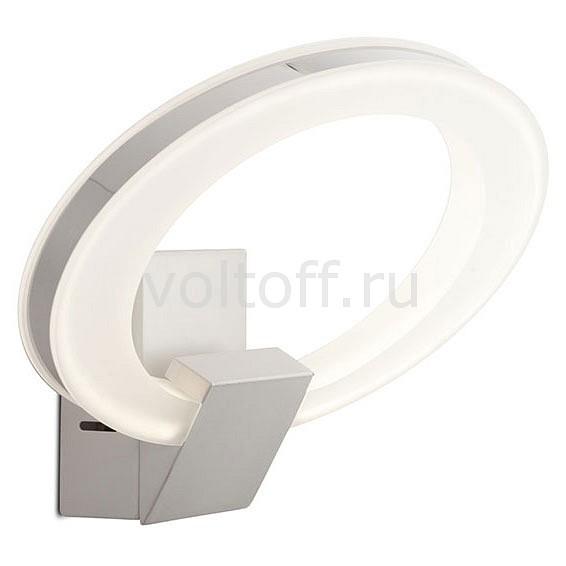 Бра IDLampСветодиодные настенные светильники<br>Артикул - ID_400_1A-LEDWhitechrome,Серия - 400<br>