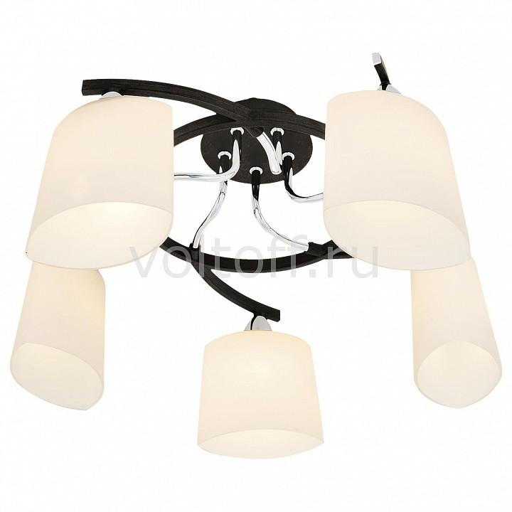 Потолочная люстра CitiluxПотолочные светильники модерн<br>Артикул - CL136151,Серия - Тайфун<br>