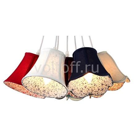 Подвесной светильник Arte LampПодвесные светильники модерн<br>Артикул - AR_A9211SP-7WH,Серия - Provence<br>