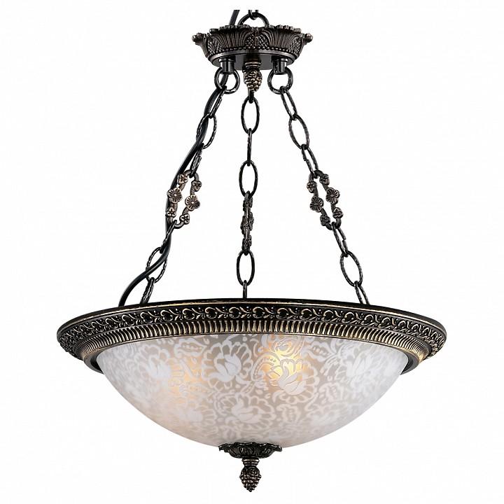 Подвесной светильник Odeon LightСветильники под бронзу<br>Артикул - OD_2587_3,Серия - Maipa<br>