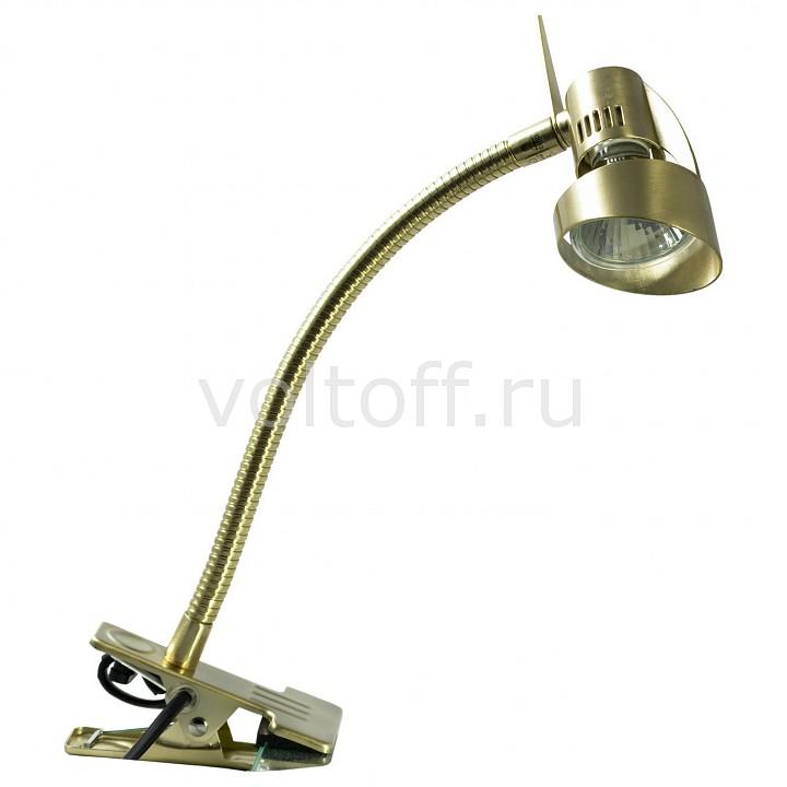Настольная лампа LussoleСветильники для общественных помещений<br>Артикул - LST-2904-01,Серия - Venezia<br>