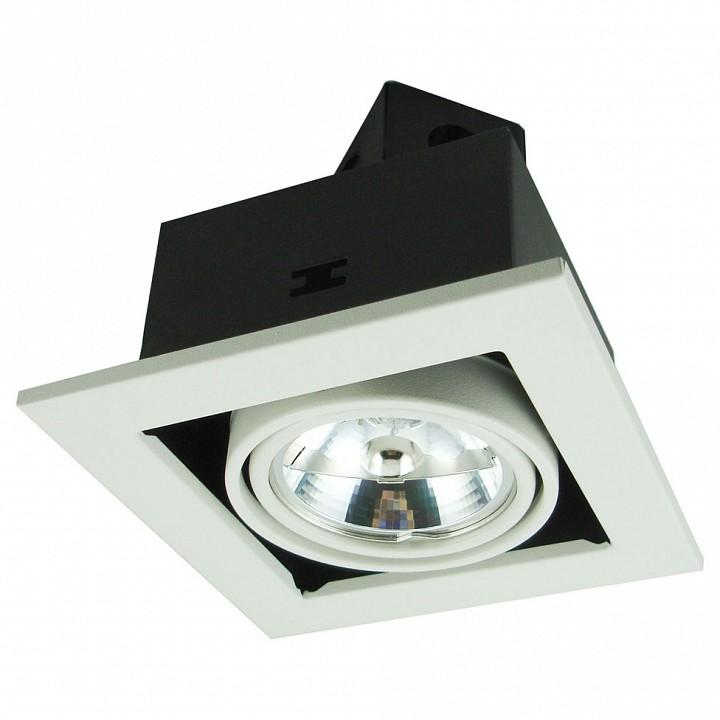 Встраиваемый светильник Technika 2 A5930PL-1WH www.voltoff.ru 930.000
