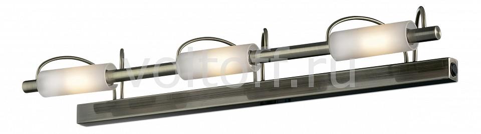 Бра Odeon LightСветильники под бронзу<br>Артикул - OD_2035_3W,Серия - Wiron<br>