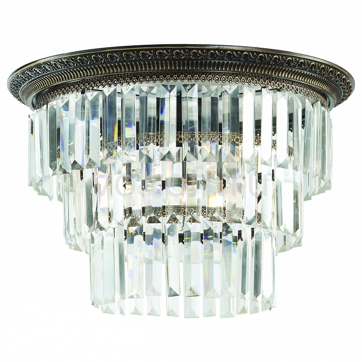 Потолочная люстра ST-LuceКлассические потолочные светильники<br>Артикул - SL133.402.06,Серия - 133<br>