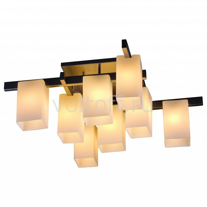 Потолочная люстра ST-LuceПотолочные светильники хай тек<br>Артикул - SL541.102.08,Серия - Caset<br>