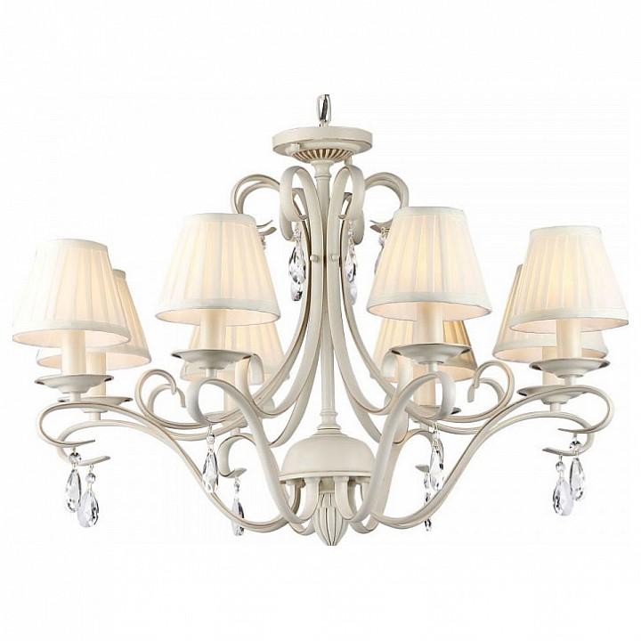 Подвесная люстра MaytoniКлассические потолочные светильники<br>Артикул - MY_ARM172-08-G,Серия - Elegant 4<br>