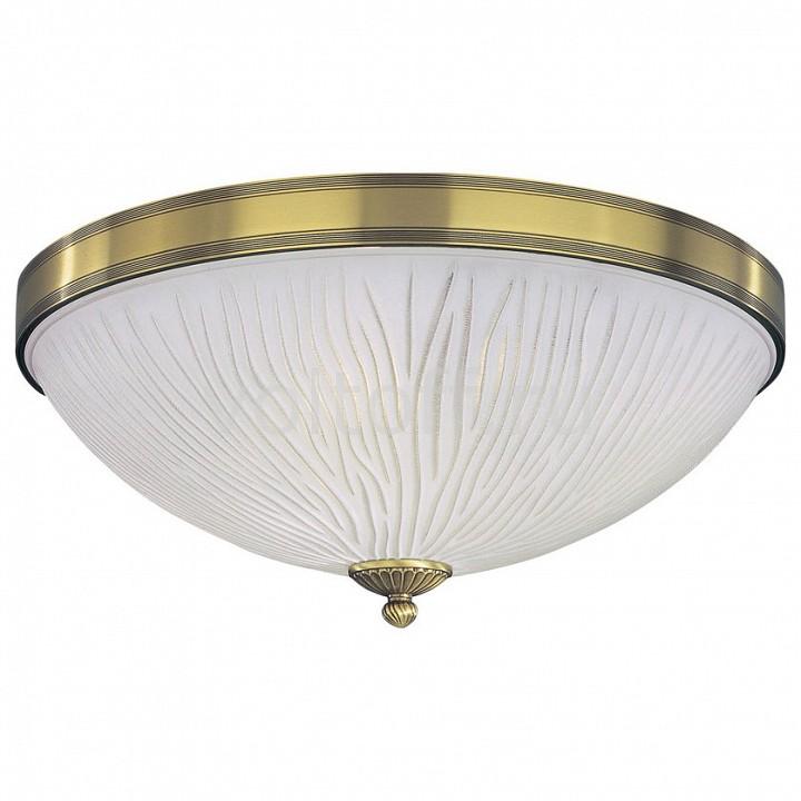 Накладной светильник Reccagni AngeloСветильники под бронзу<br>Артикул - RA_PL_5650_4,Серия - 56<br>
