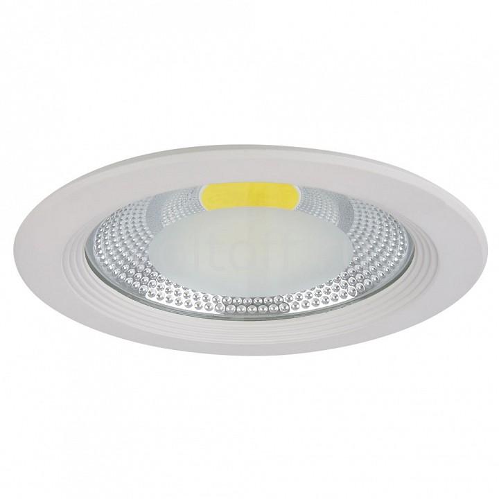 Встраиваемый светильник LightstarСветодиодные встраиваемые светильники<br>Артикул - LS_223204,Серия - Riverbe Piccolo<br>