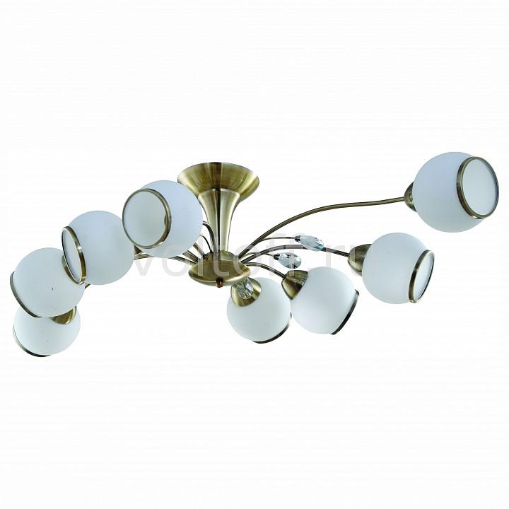 Купить Освещение для дома Люстра на штанге 830 830/8PF-Oldbronze  Люстра на штанге 830 830/8PF-Oldbronze