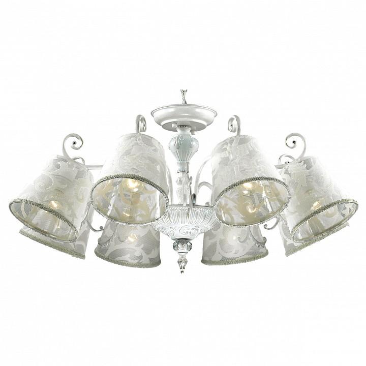 Подвесная люстра Odeon LightКлассические потолочные светильники<br>Артикул - OD_2680_8,Серия - Urika<br>