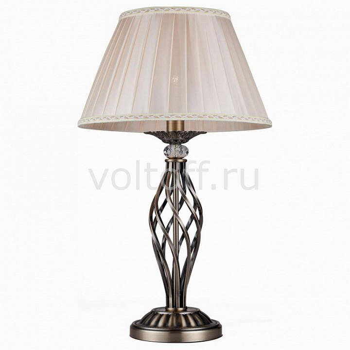 Настольная лампа MaytoniНастольные лампы для гостиной<br>Артикул - MY_ARM247-00-R,Серия - Elegant 3<br>