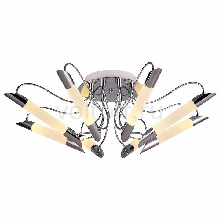 Потолочная люстра ST-LuceСветодиодные светильники<br>Артикул - SL897.102.08,Серия - Picco<br>